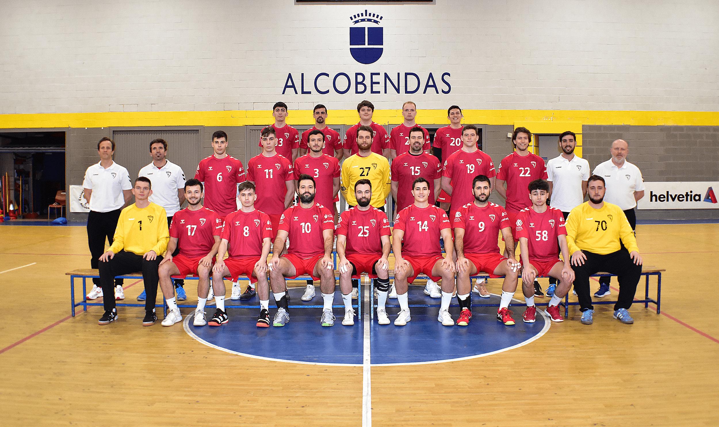 CLUB BALONMANO ALCOBENDAS