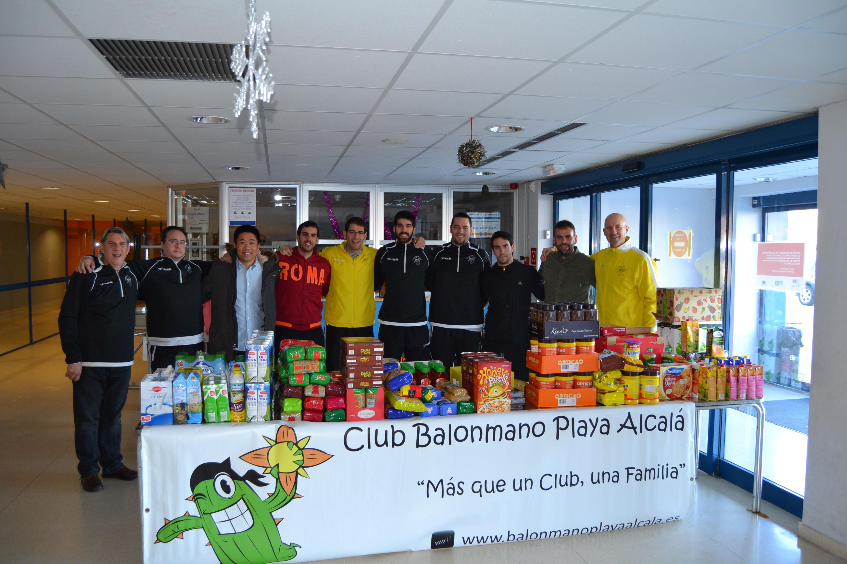 CLUB DEPORTIVO BASICO BALONMANO PLAYA ALCALA